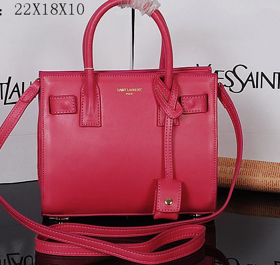Cheap YSL BAGS 2014-Saint Laurent mini bag 2014 in red