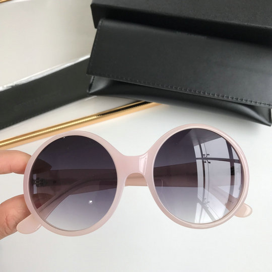 62b170bb7 2019 Saint Laurent SL M1 Oversized Round Sunglasses