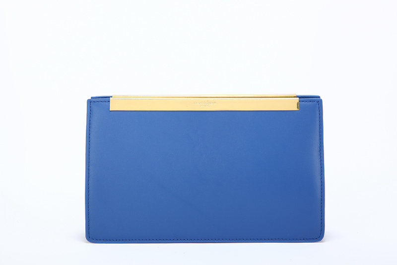 2013 Yves Saint Laurent Lutetia Clutch 30418 blue,Ysl Bags Outlet