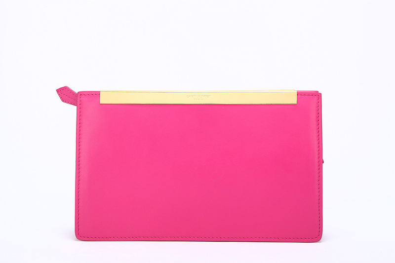 2013 Yves Saint Laurent Lutetia Clutch 30418 Rose,Ysl Bags Outlet