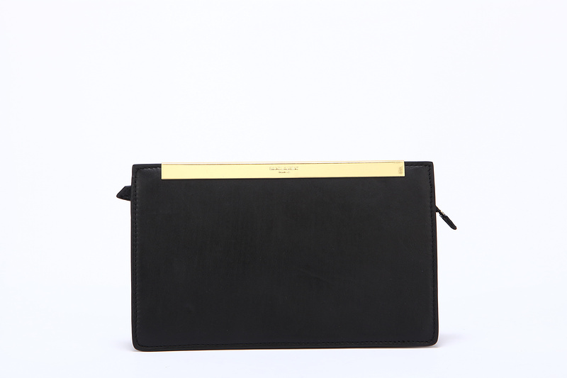 2013 Yves Saint Laurent Lutetia Clutch 30418 black,Ysl Bags Outlet