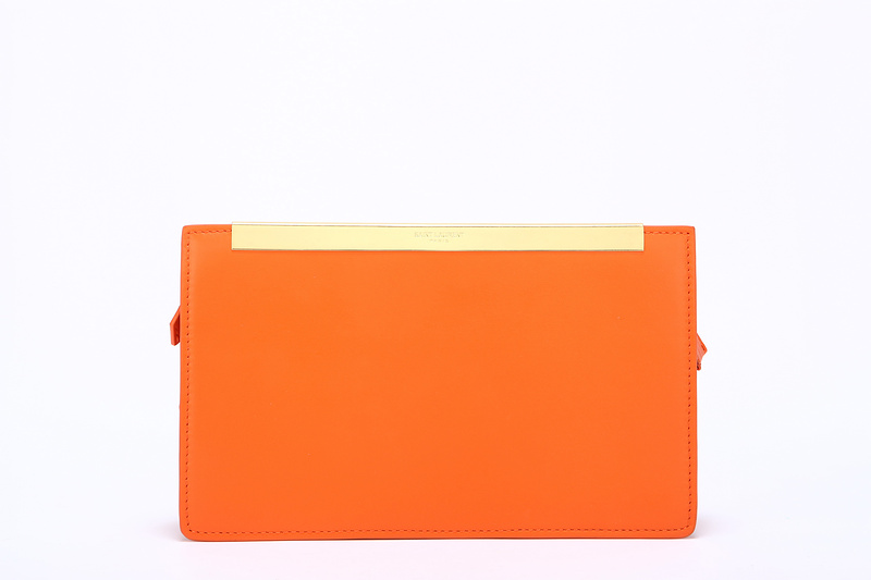 2013 Yves Saint Laurent Lutetia Clutch 30418 papaya,Ysl Bags Outlet