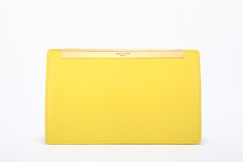 2013 Yves Saint Laurent Lutetia Clutch 30418 yellow,Ysl Bags Outlet