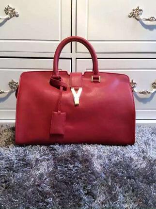 cheap royal blue clutch bag - Reviews: 2013 Yves Saint Laurent Medium tricolor Cabas Chyc Bag ...