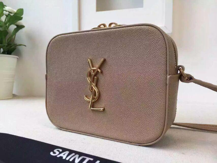 2015 New Saint Laurent Bag Cheap Sale- Saint Laurent Classic Small Monogram  Camera Bag in 4cf22799a00cb