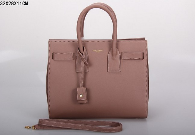 2013 Yves Saint Laurent Classic Sac De Jour bag brown,YSL BAGS SALE