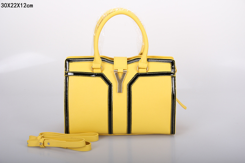 2013 new ysl tote in yellow,YSL BAGS ON SALE