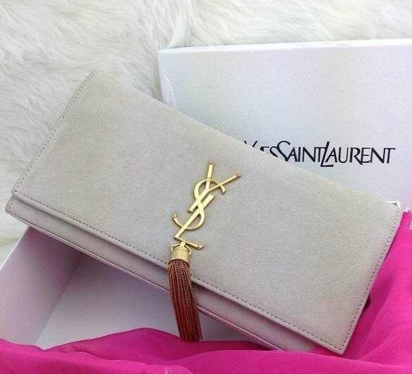 Saint Laurent Clutches,YSL Clutchs,YSL Wallets