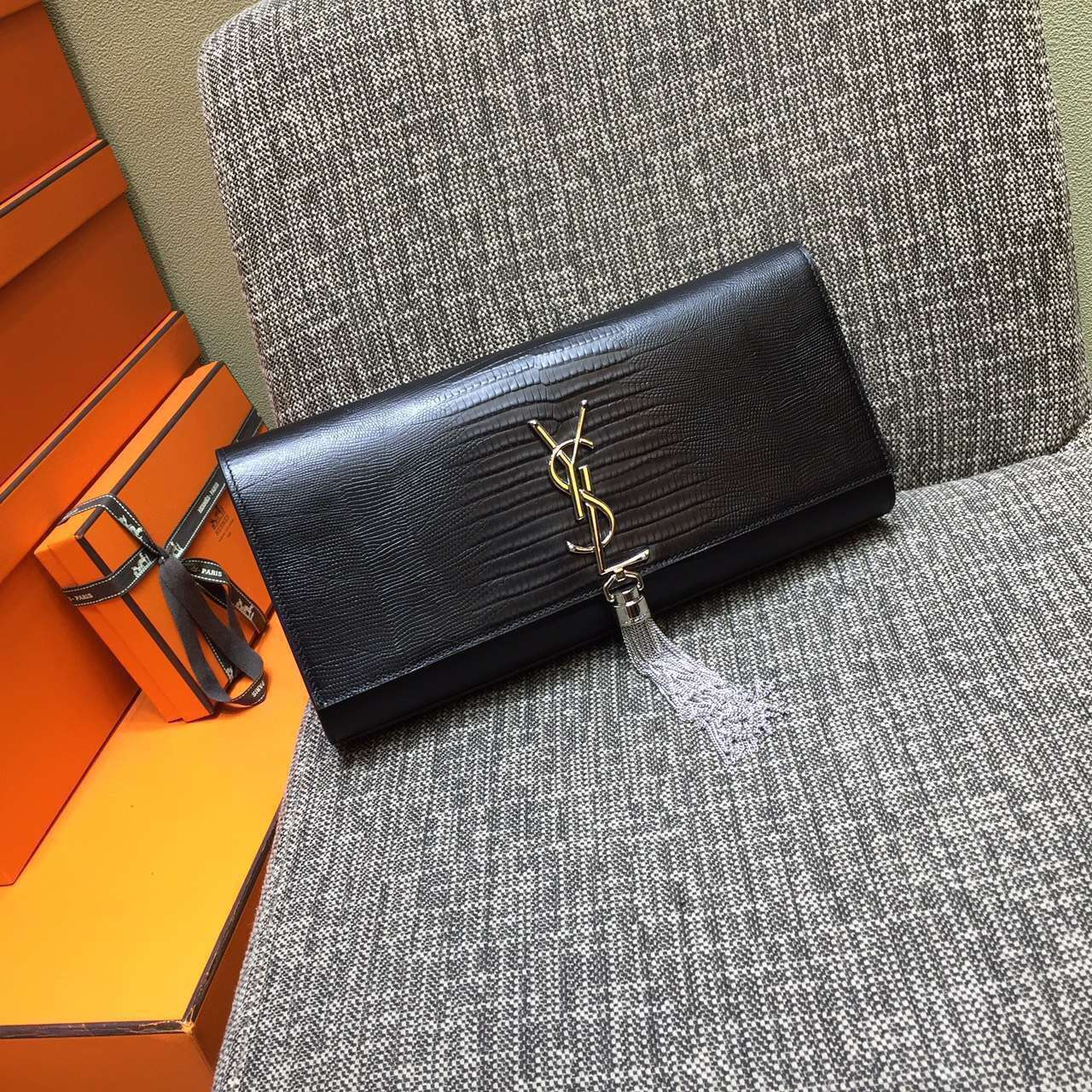 ysl clutches on sale