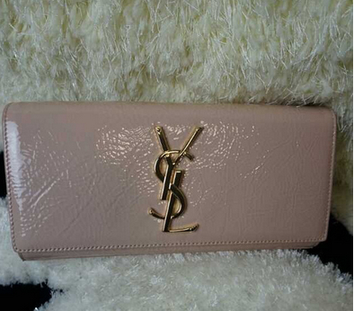 -2014 discount Yves Saint Laurent clutches pink,YSL BAGS 2014