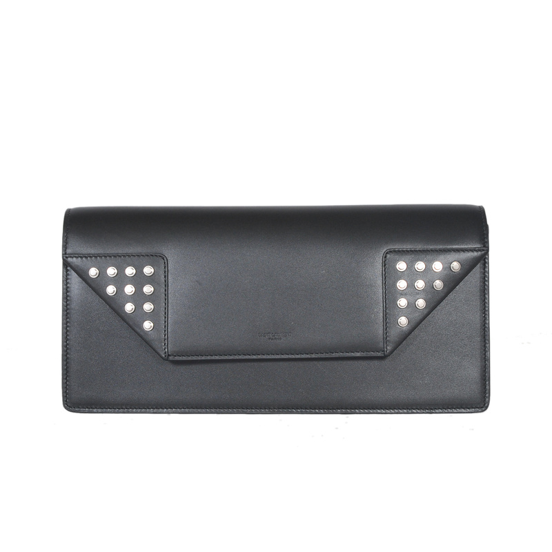2013 Cheap Ysl classic betty clutch in black,Ysl clutch fall winter