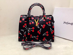 2015 New Saint Laurent Bag Cheap Sale- YSL Cherry Design Handbag Y0119B