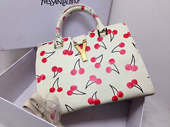 2015 New Saint Laurent Bag Cheap Sale- YSL Cherry Design Handbag Y0119W