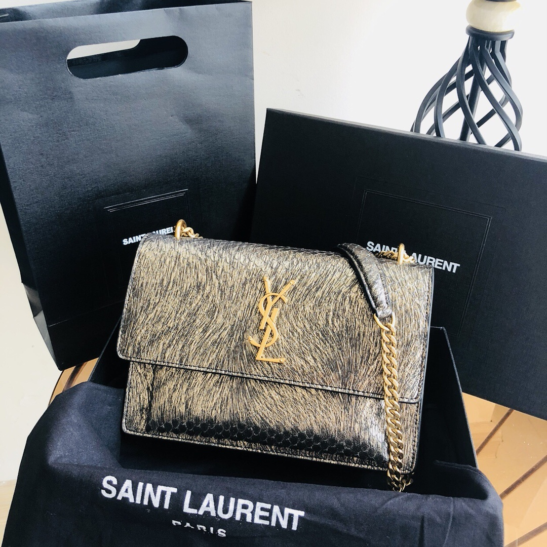 2020 New Saint Laurent SUNSET Medium bag