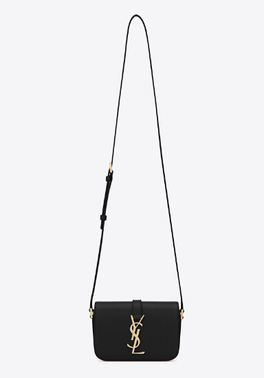Cheap 2014 YSL Bags outlet---Saint Laurent Classic Small Monogram Saint Laurent Université Bag In Black Leather