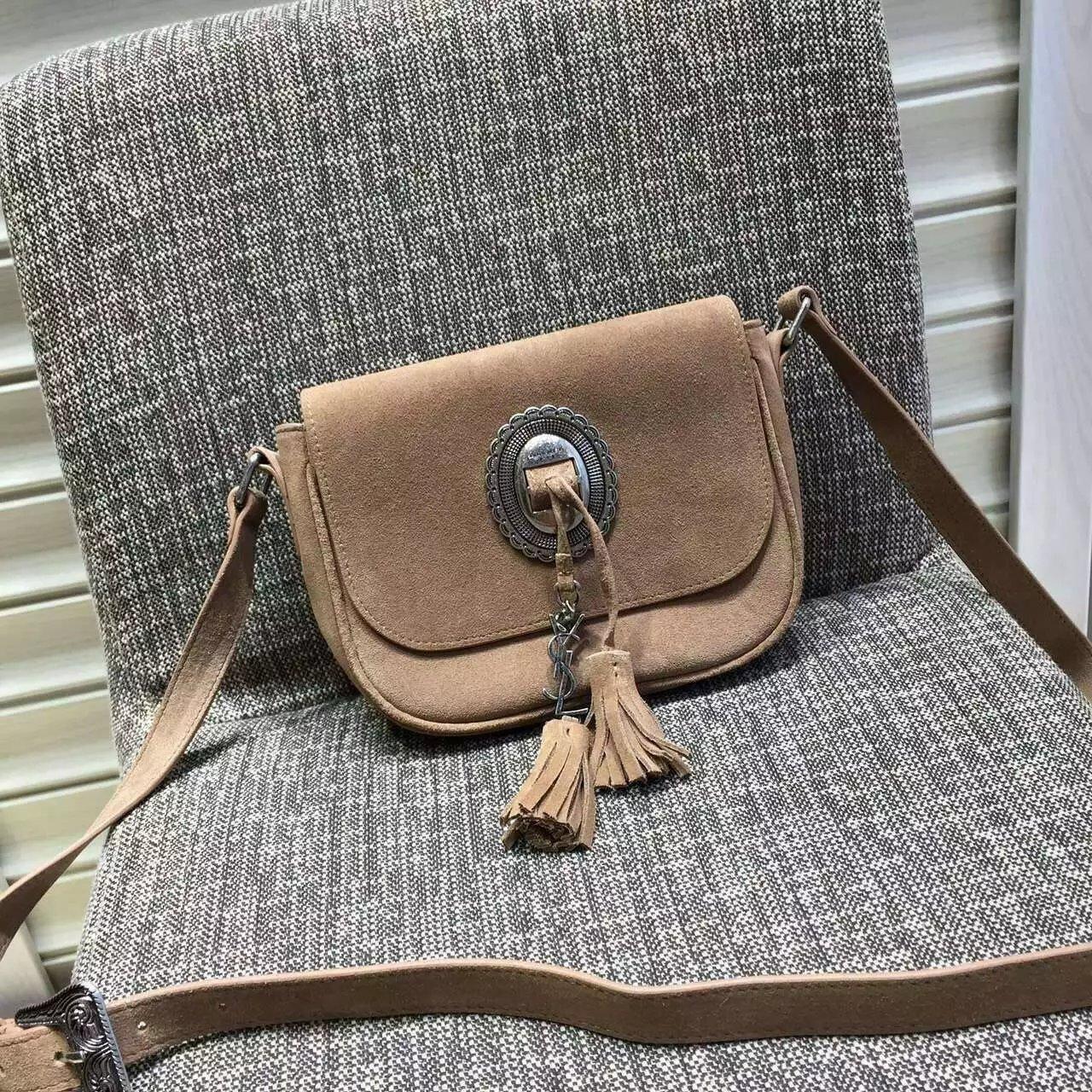 3d97caa7e5 Limited Edition!2016 Saint Laurent Bags Cheap Sale-Saint Laurent Kim Cross  Bag in