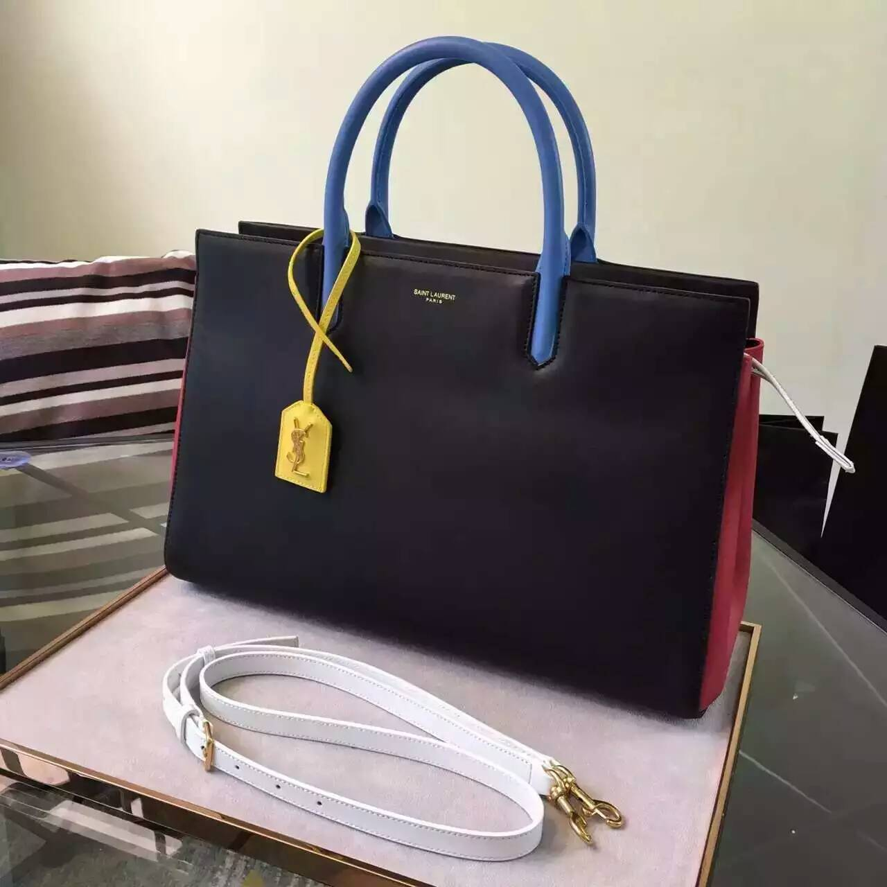 Ysl Handbag New Eve St Laurent Bags