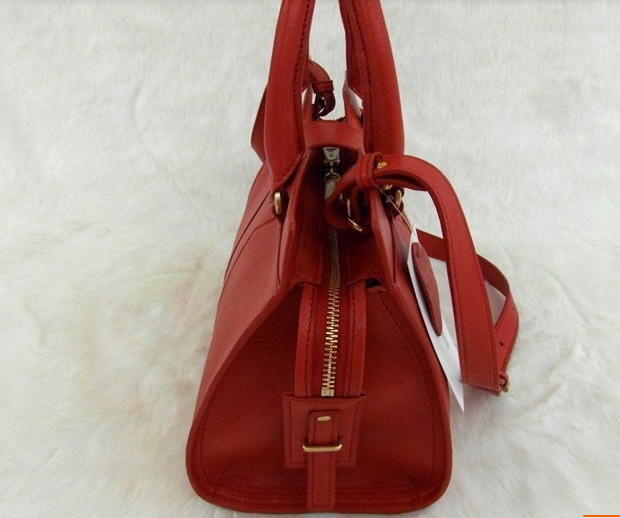 YSL 2013,Cheap YSL small cabas tote in Red on sale, - Click Image to Close