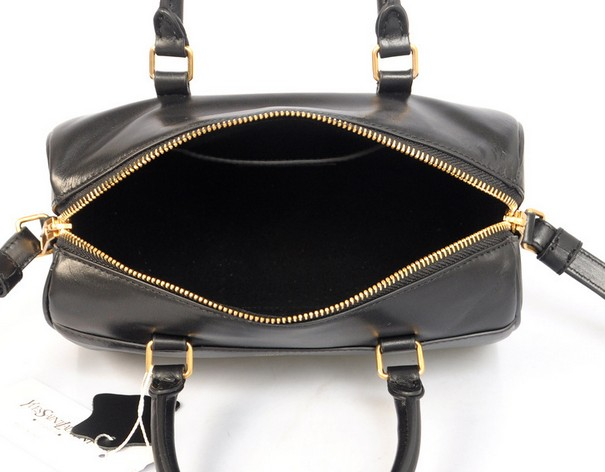 yves saint laurent purses uk - 2014 Discount YSL bags,Classic Duffle 6 Bag in black Leather ...