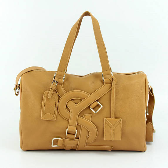 2012 Cheap Yves Saint Laurent Easy Bag In Apricot 159585