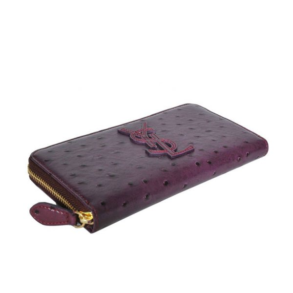 YSL Bags 2013-Yves Saint Laurent Clutch In Purple 147733