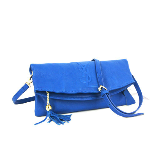 2013 YSL Bags-Yves Saint Laurent Chyc In Blue 155048