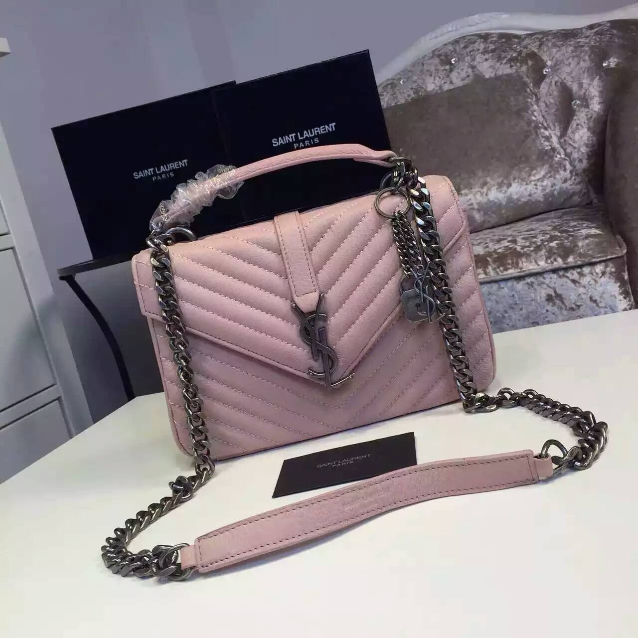 6313fd29c66b Discount information for YSL Bags