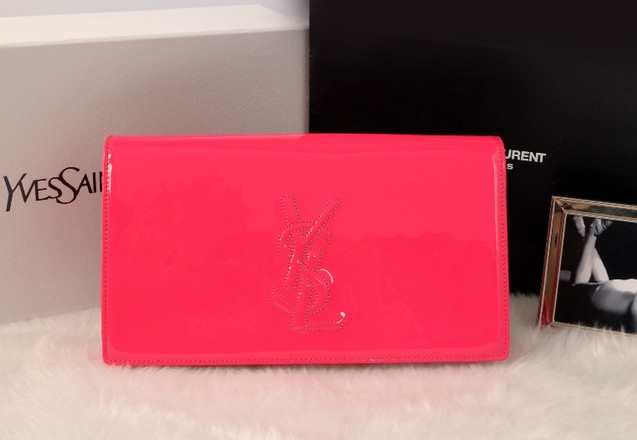 YSL wallet 2013,Yves Saint Laurent Belle De Jour Patent Leather ...