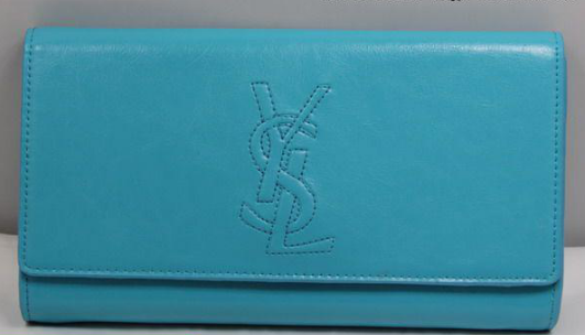 2013 Cheap YSL Clutches in blue,YSL Bags 2013 online