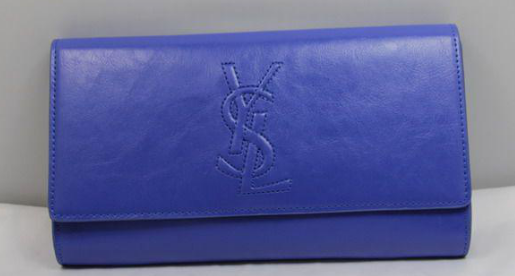 2013 Cheap YSL Clutches in purple,YSL Bags 2013 online